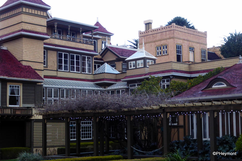 Winchester House, San Jose