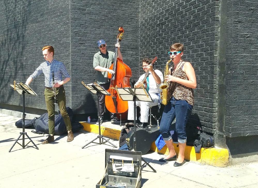 8th Street Orchestra on Bloor