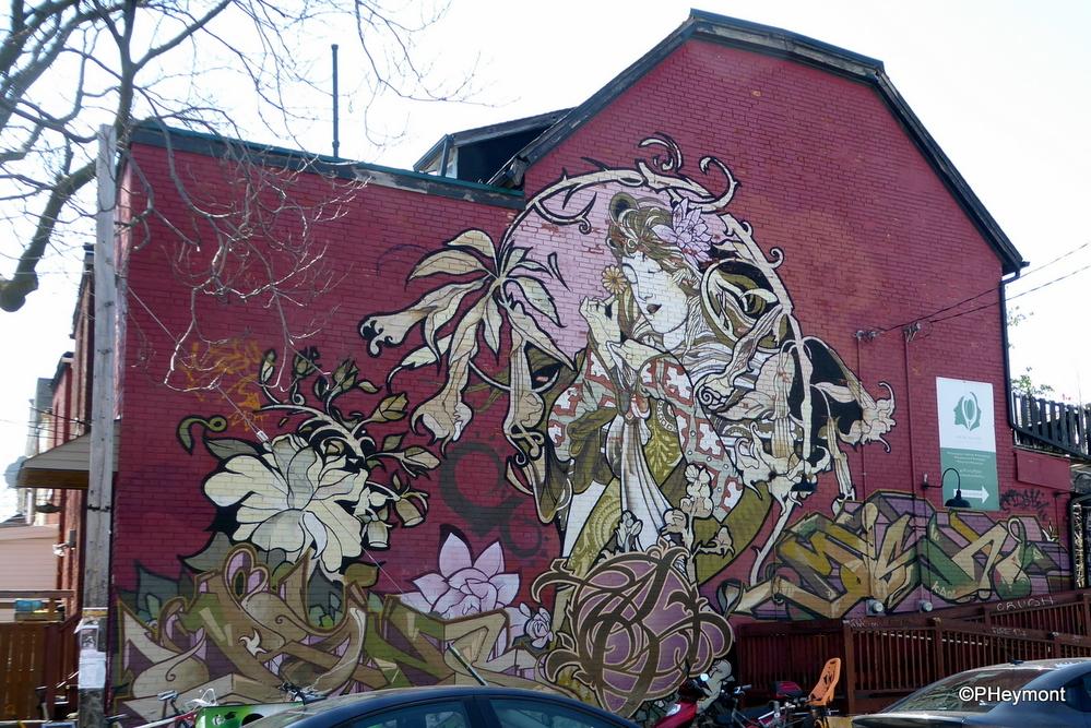 Toronto Wall Mural