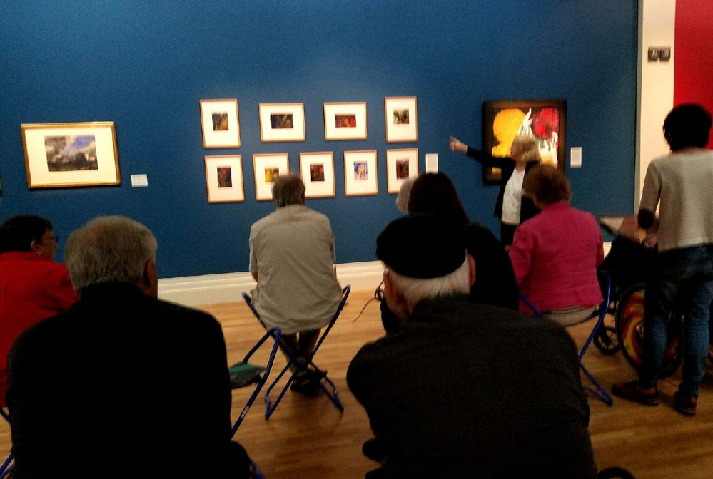 Art Lecture at National Gallery, Dublin