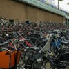 Amsterdam bikes galore!