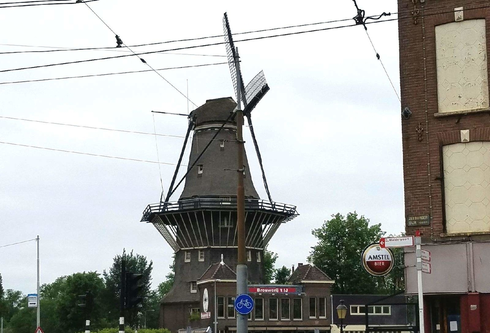 At Brouwerie 't Ij, Amsterdam