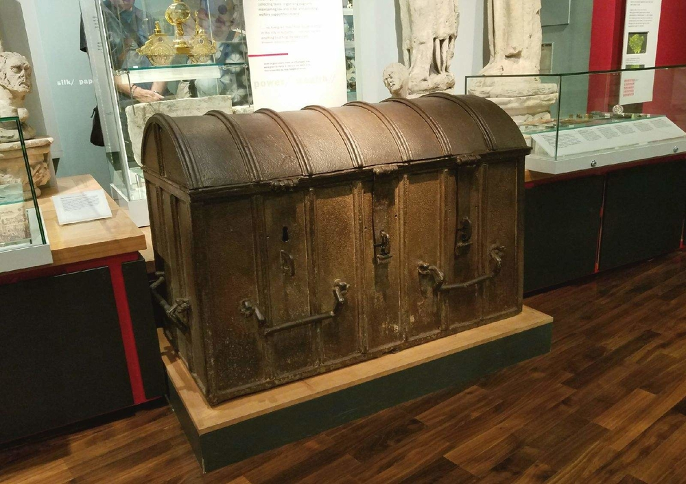 Community Chest...literally!