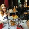 Classic 'high tea,' London