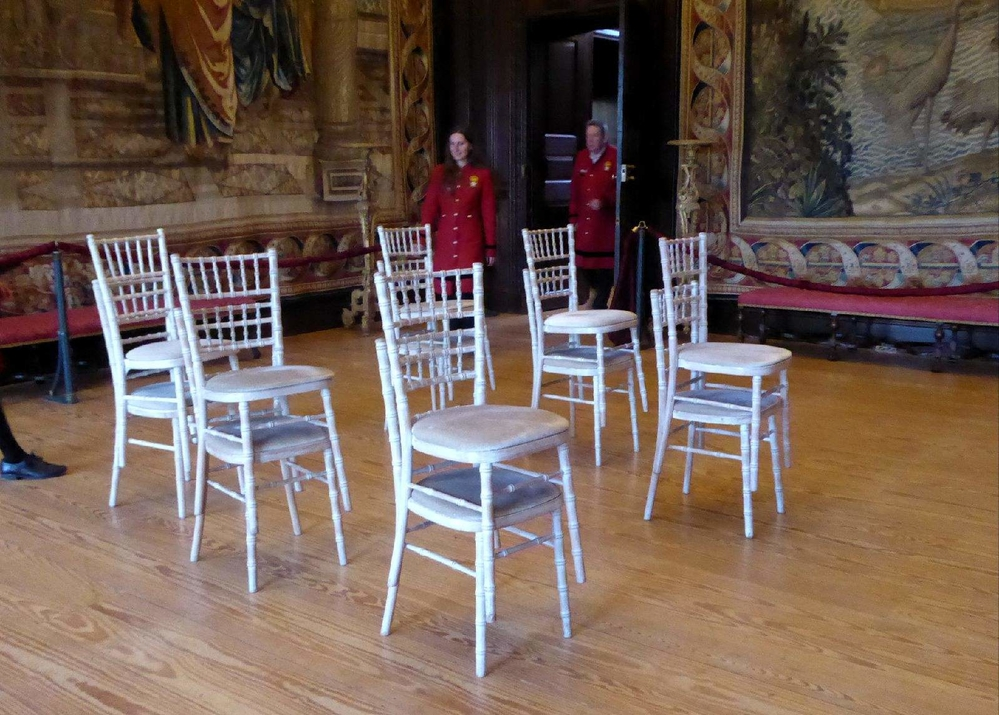 A Quorum of Chairs
