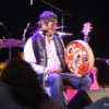 Native artist performing at the Kwalin Dun Cultural Centre, Whitehorse