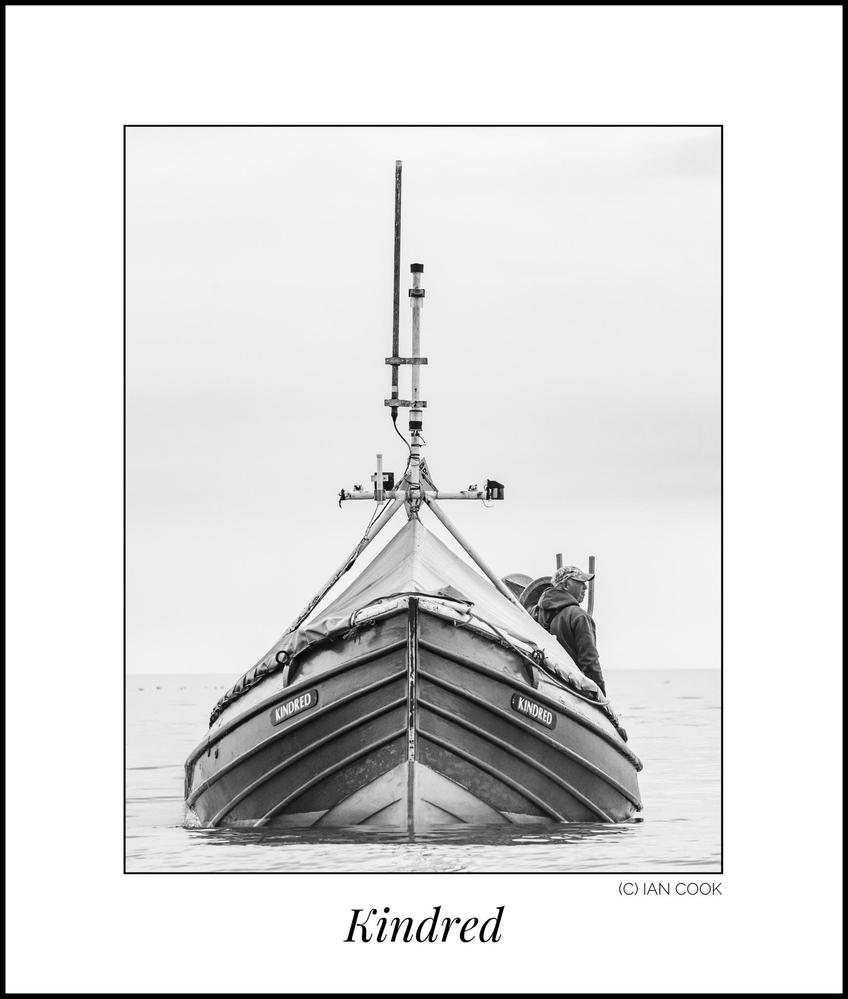 Kindred, Warkworth Bay Northumberland.