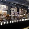 Leonardo da Vinci National Science and Technology Museum.  Exhibits made of Leonardo's sketches