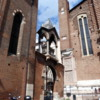 Two churches and a tomb, Verona