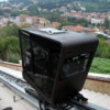 Funicular ride up to Piazelle Castel San Petro for great views of Verona