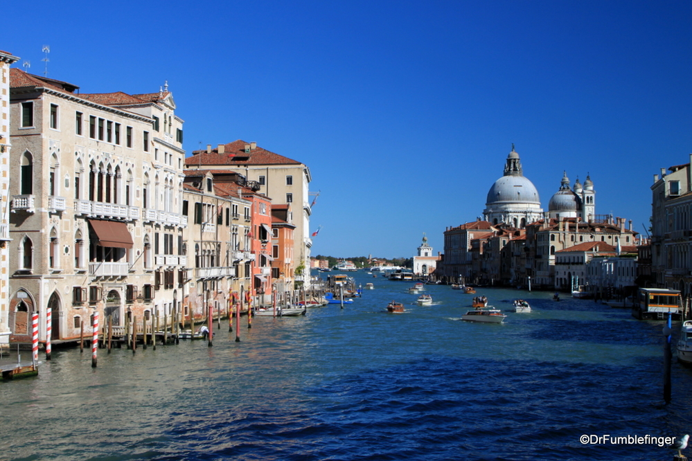 Nice to be back in Venice again!