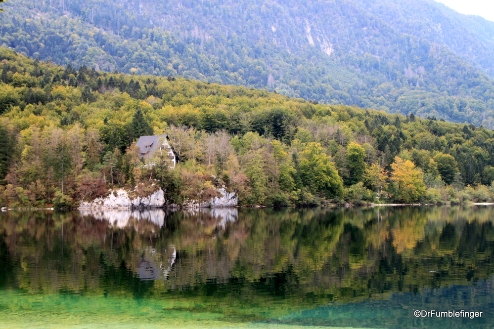 Beautiful Lake Bohinj