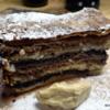 A Slovenia dessert known as Prekmurska Gibanica