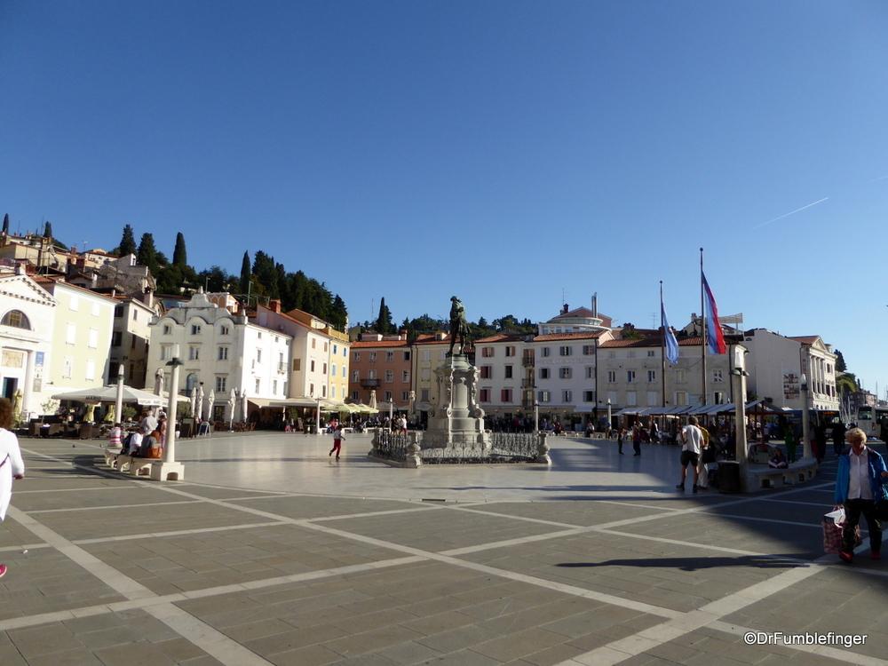 Town Square, Piran