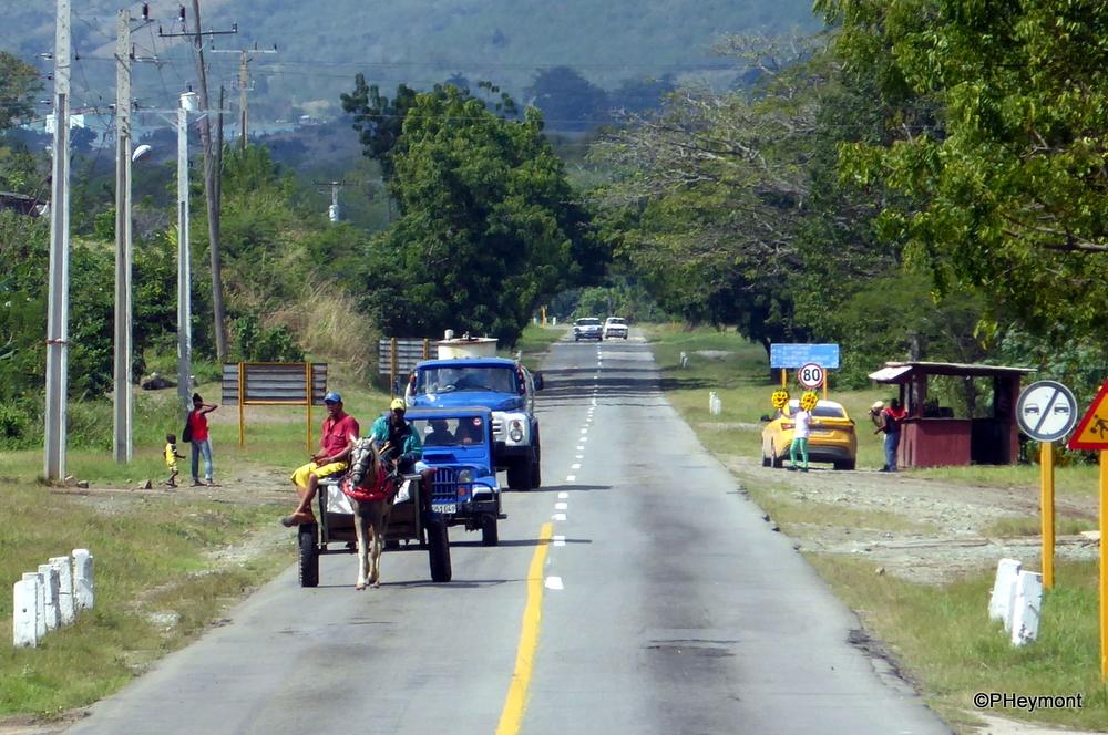 Multi-mode transportation, Cuba