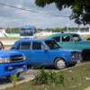 Three Generations of Cuban cars