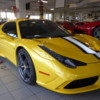 One of dozens of top racing cars at Fort Lauderdale's Swap Shop