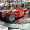 Another top level racing car in the most improbable place --  at Fort Lauderdale's Swap Shop
