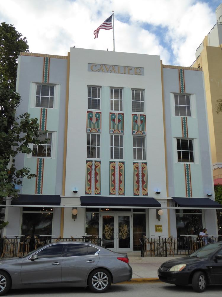 Art Deco, South Beach
