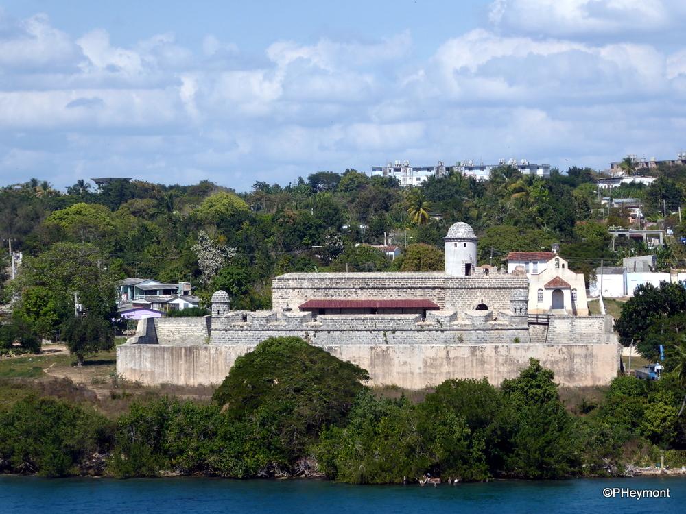 Castillo de Jagua, Cuba