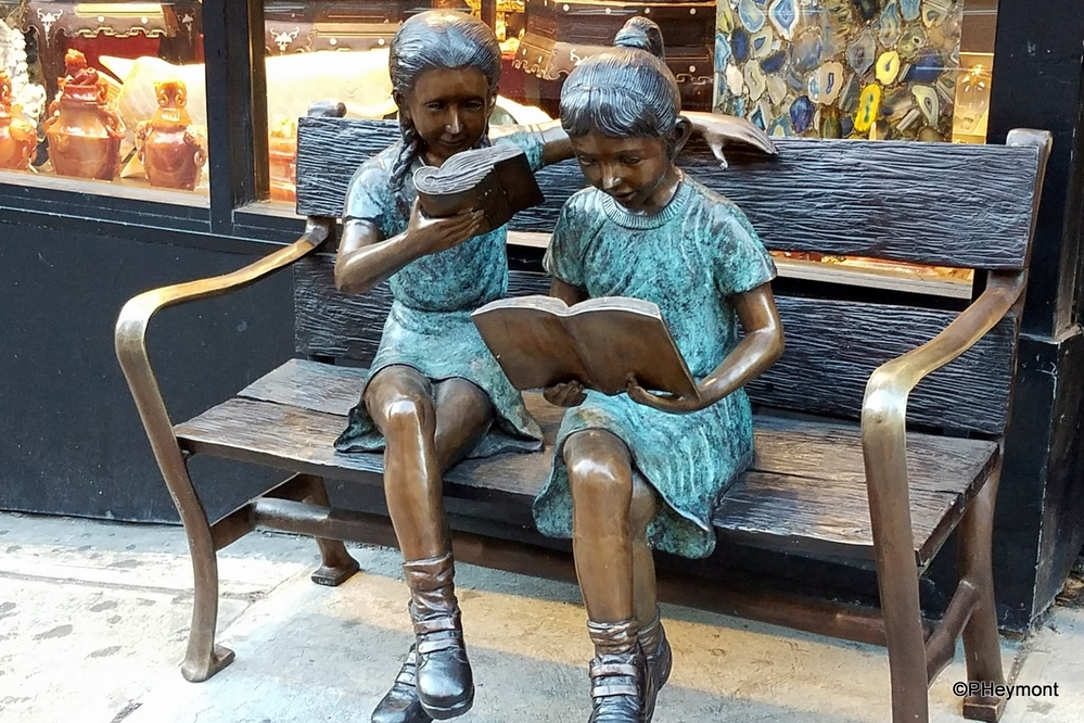 The Readers, NYC