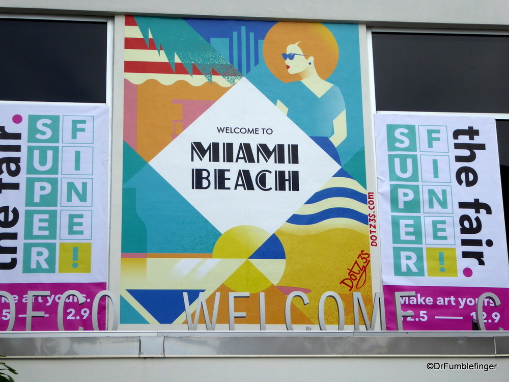 December is a great time to visit Miami
