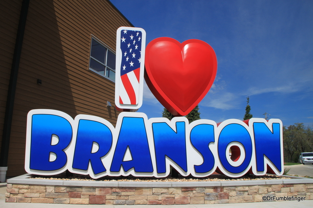 I Love Branson -- you probably will too