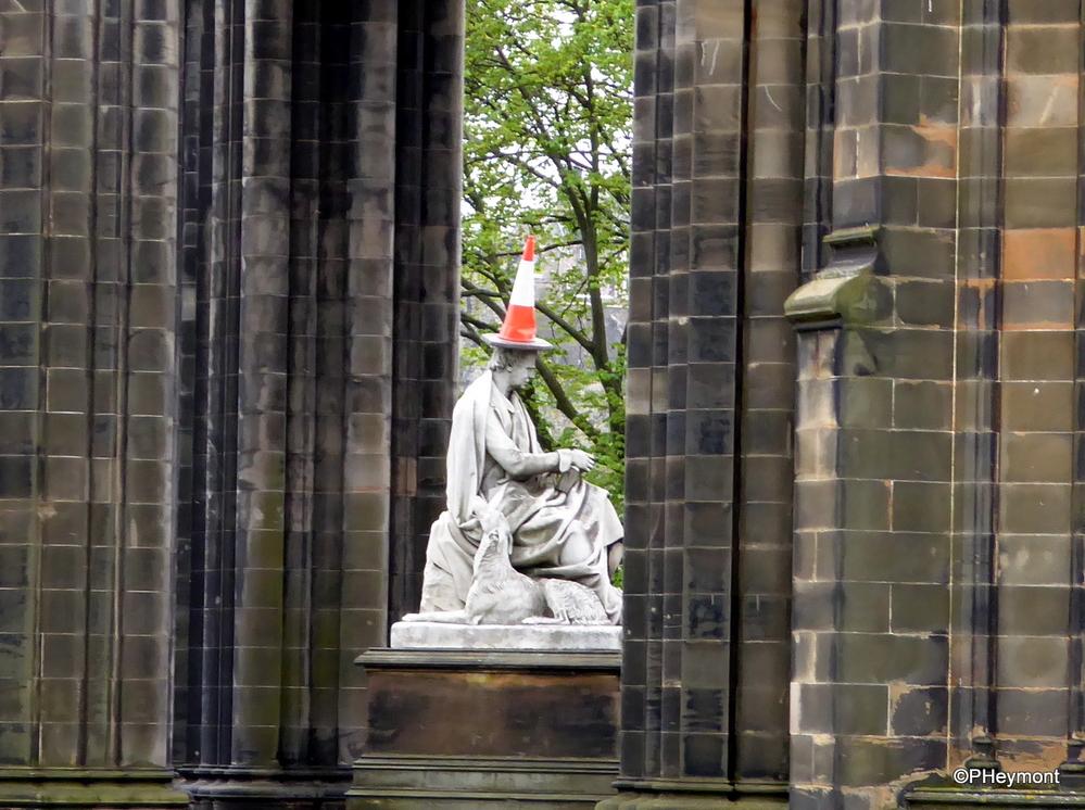 Sir Walter Scott wears it well