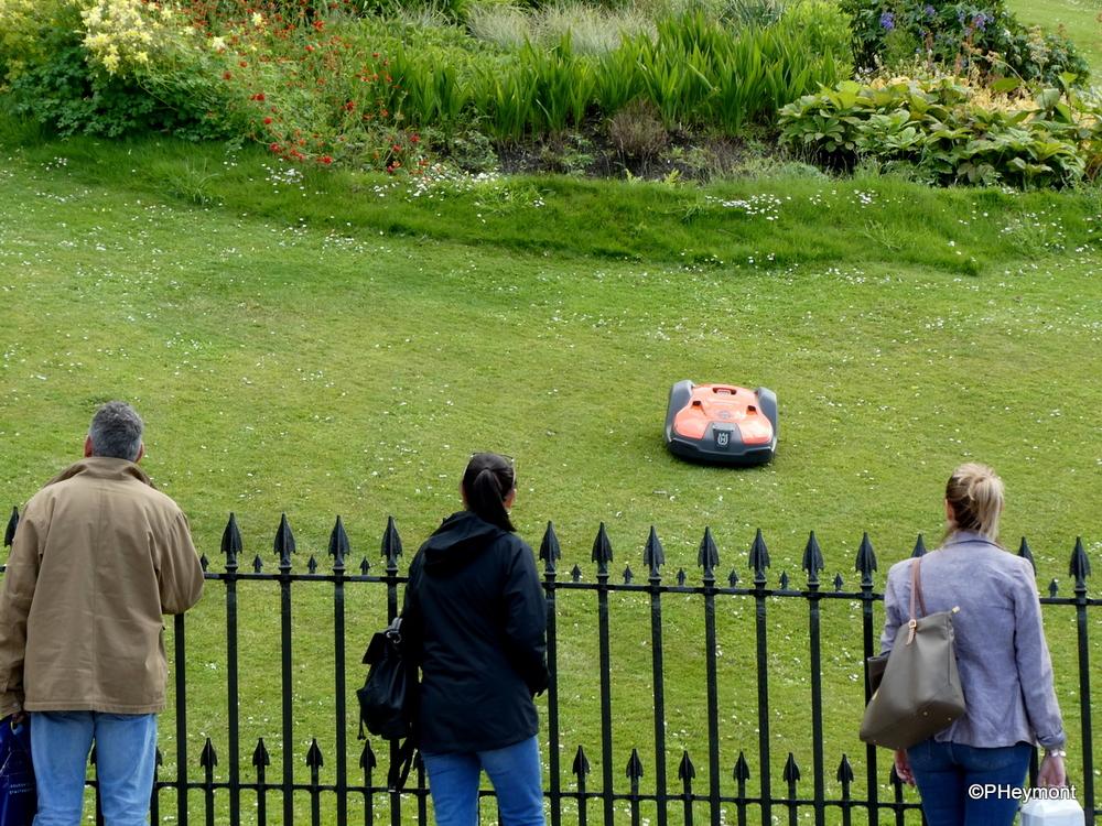 No, it's not the Grand Prix of Edinburgh