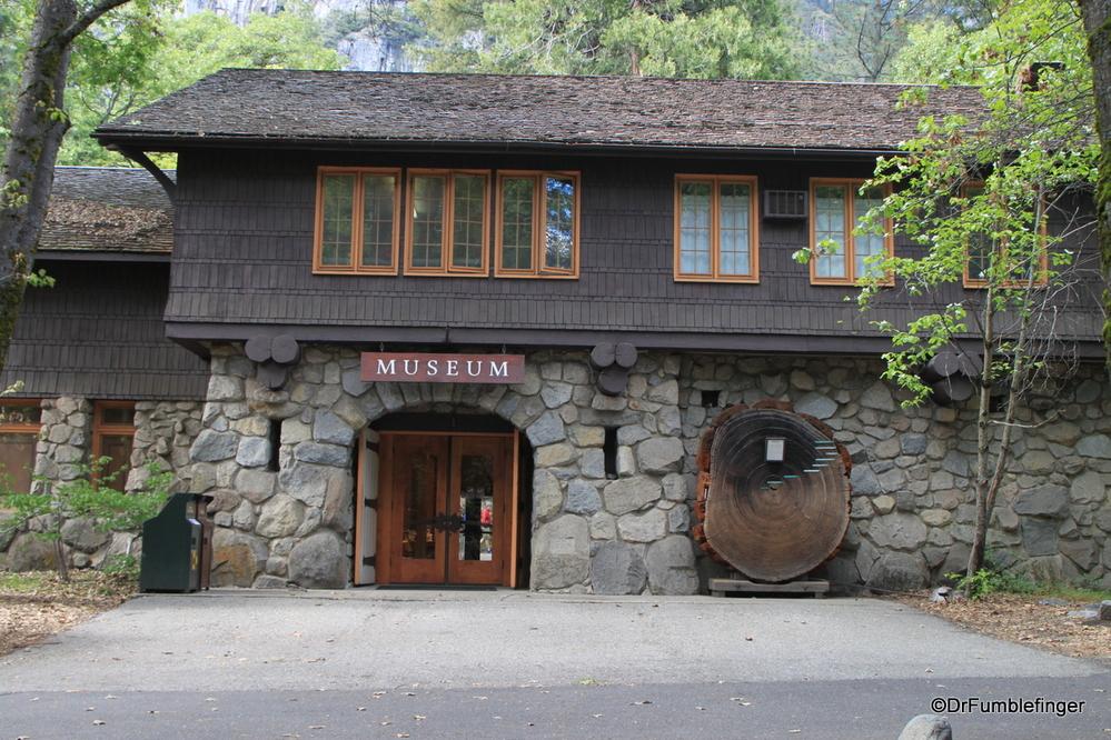 Yosemite National Park Museum