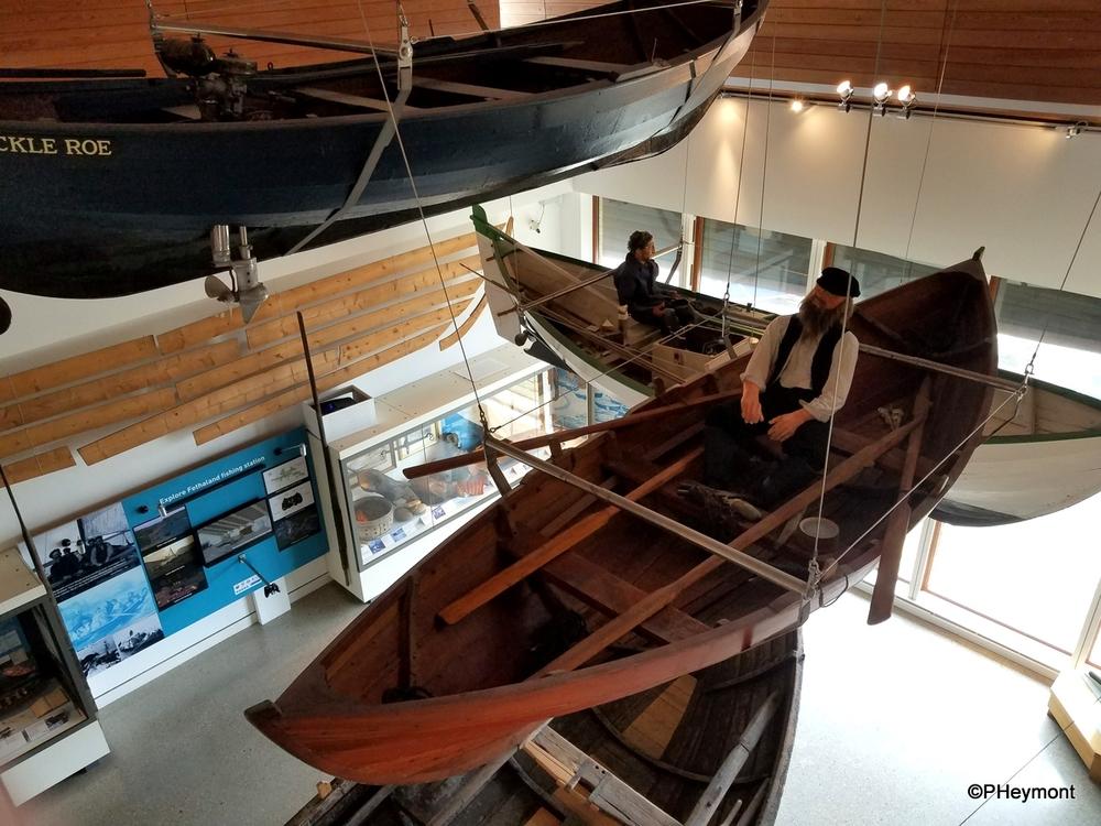 Boats of Yore, Shetland