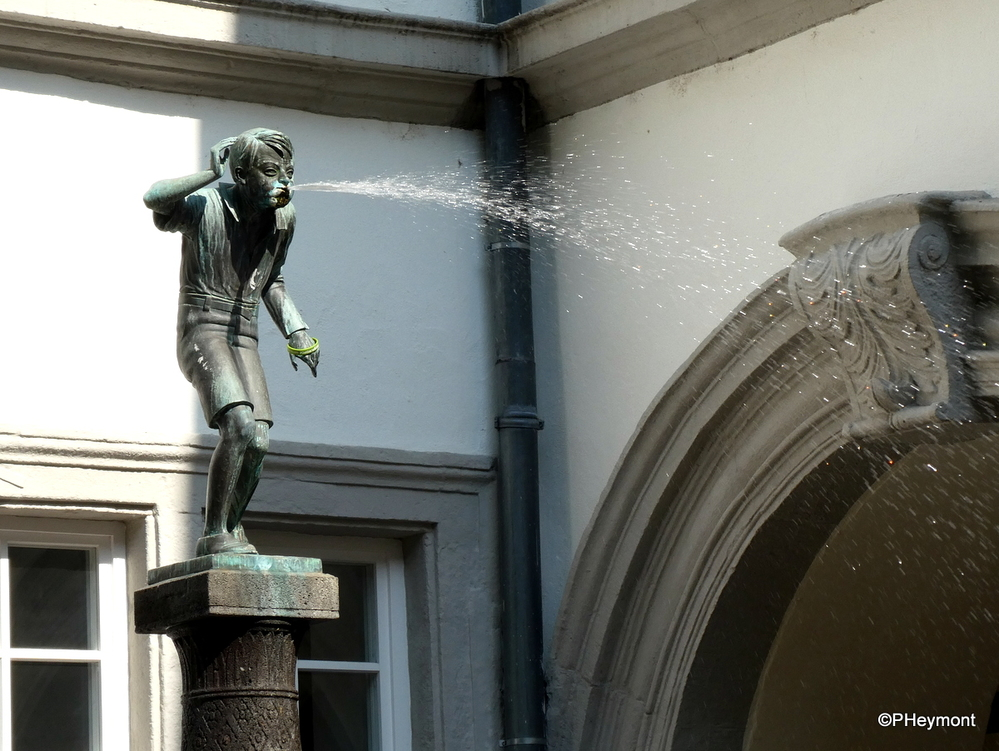 The 'bad boy' of Koblenz, Germany