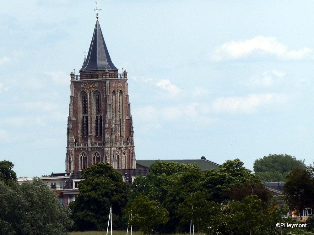 Along the Rhine: Gorinchem, Netherlands