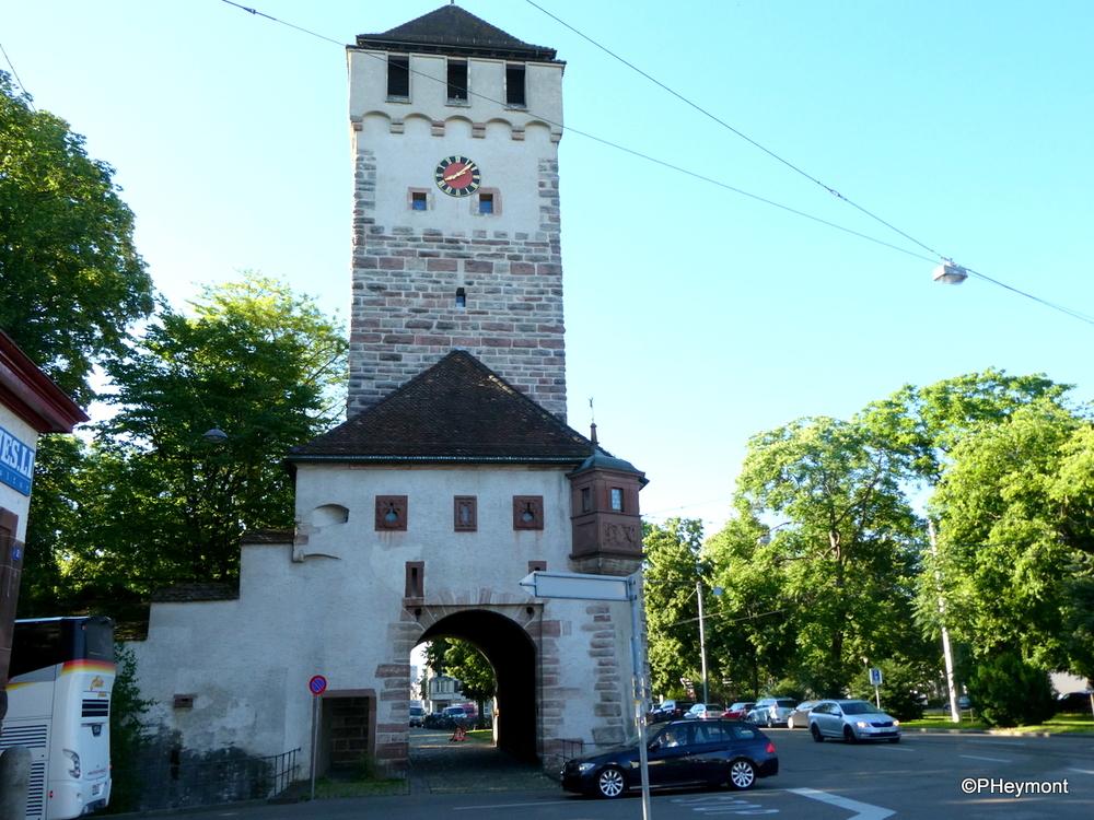 St Johannistor, Basel