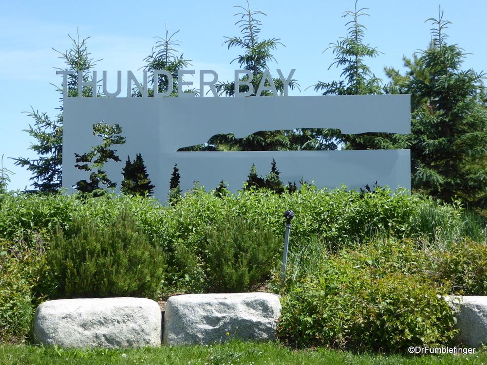 Visiting Thunder Bay, Ontario