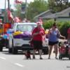 Canada Day Parade in Ignace, Ontario