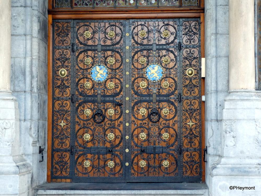 Rijksmuseum doors, Amsterdam