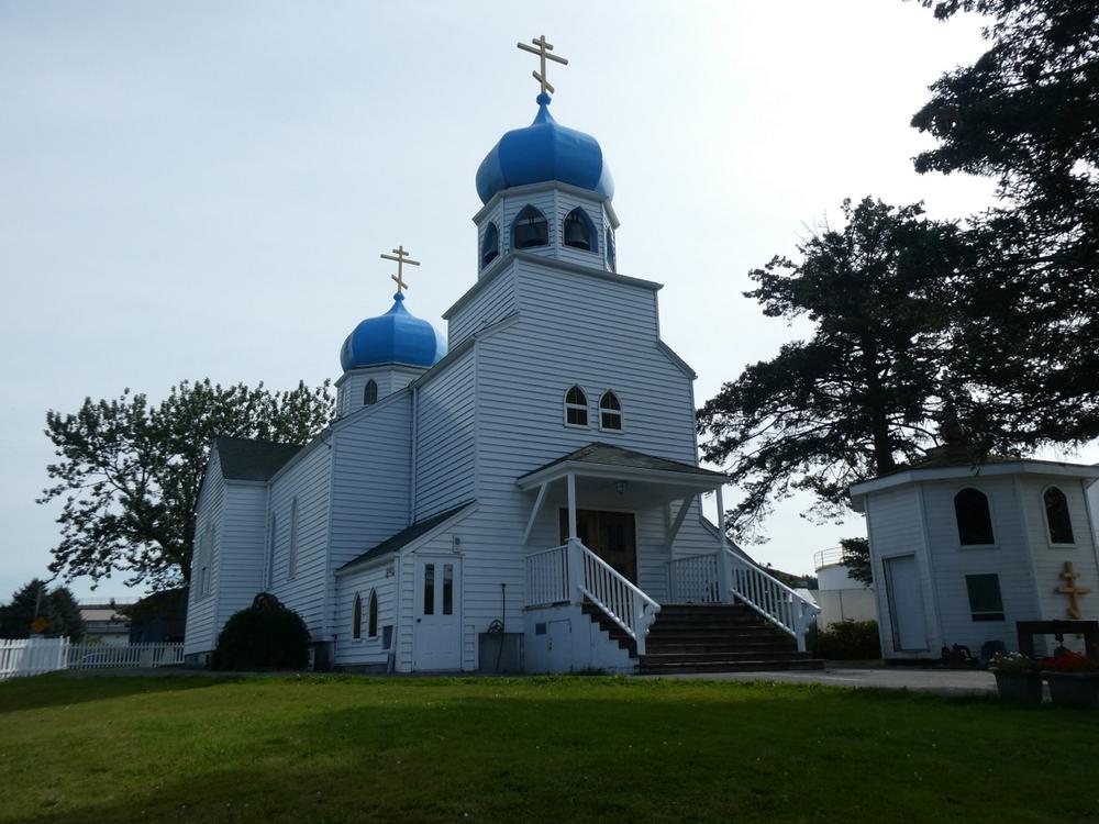 Holy Resurrection Russian Orthodox Church, Kodiak