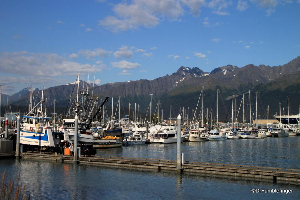 Seward Harbor, Kenai Peninsula