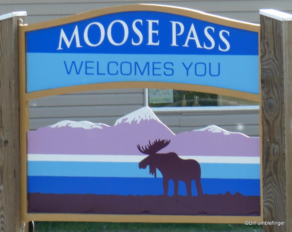 Moose Pass, Alaska