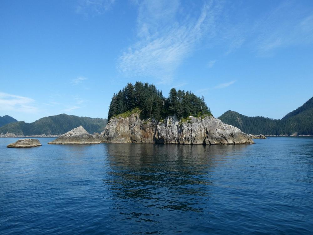 Islands, Resurrection Bay