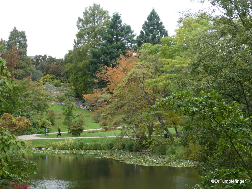 A stroll through the Botanical Garden in Copenhagen