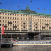 The famous (and expensive) Grand Hotel, Stockholm