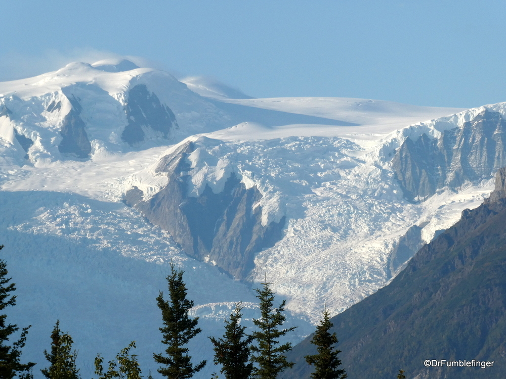 Kennicott Glacier, Wrangell-St Elias National Park
