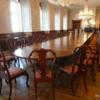 Dining room at Christianborg Palace, Copenhagen