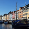 One of the prettiest places in Denmark is Nyhavn