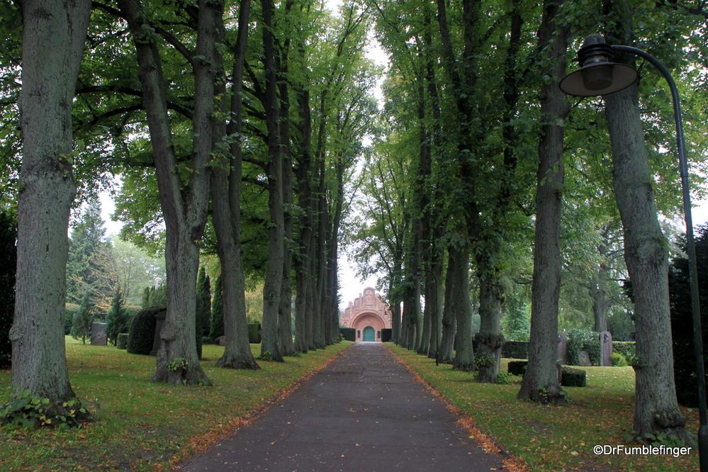 Grayfriars cemetery, Roskilde