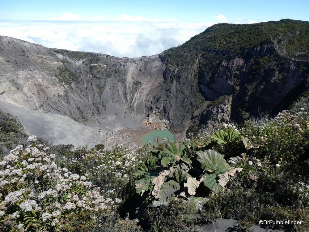 Main Crater, Irazu Volcano National Park