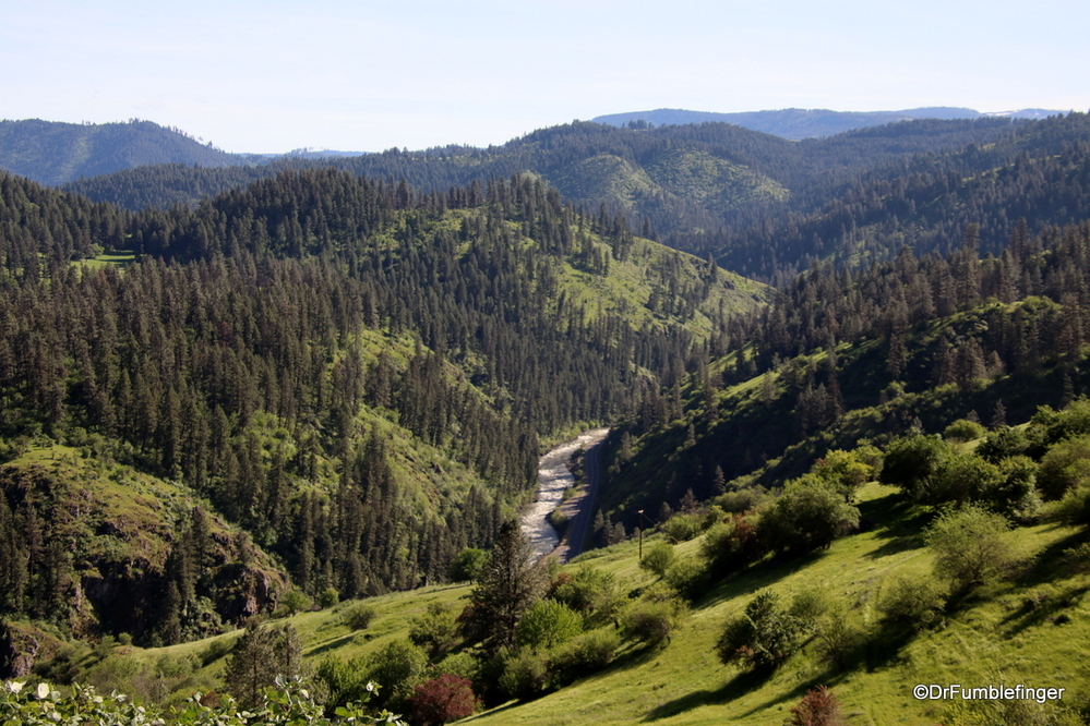 South Fork of the Clearwater River