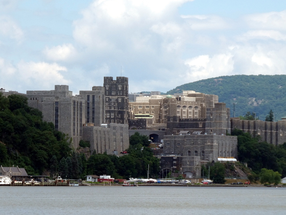 West Point from Arden Point, New York